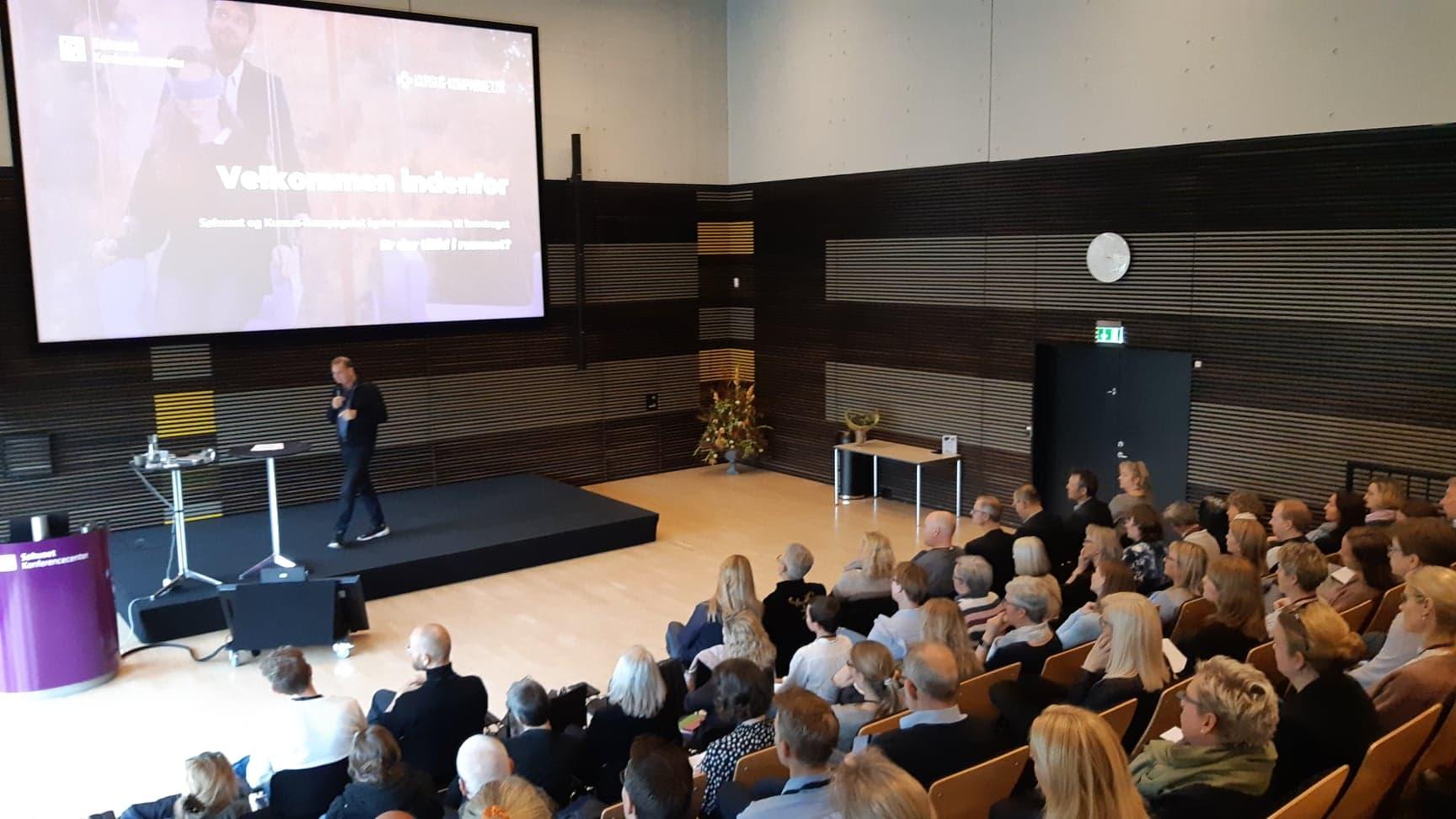 Georg Julin, SPEAKERSlounge, foredrag