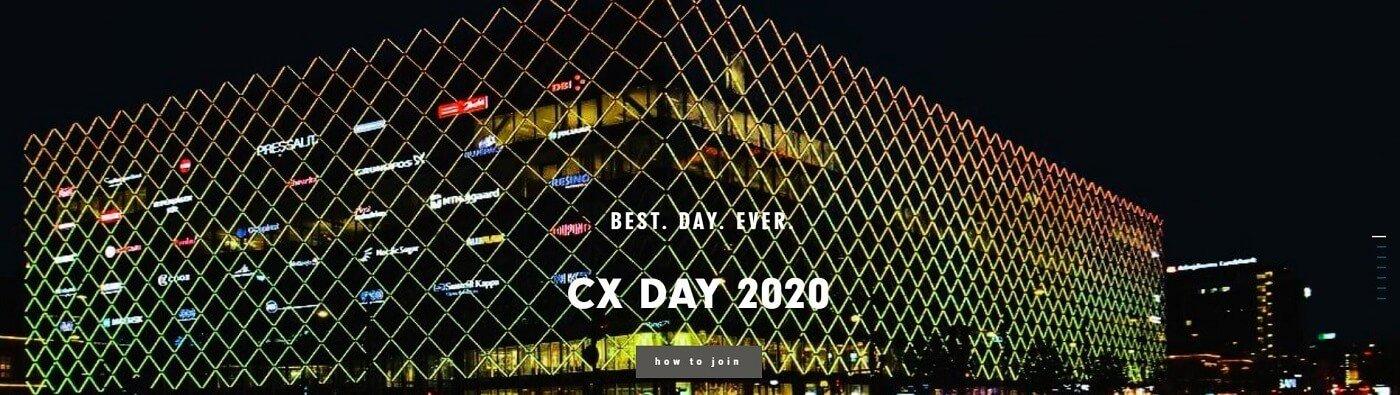 CX DAY 2020, th ebest day ever, kursuskompagniet