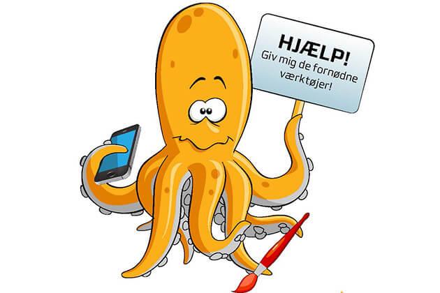 Er du blæksprutte eller tovholder 2-dags-kursus_KURSUS-kOMPAGNIET.dk