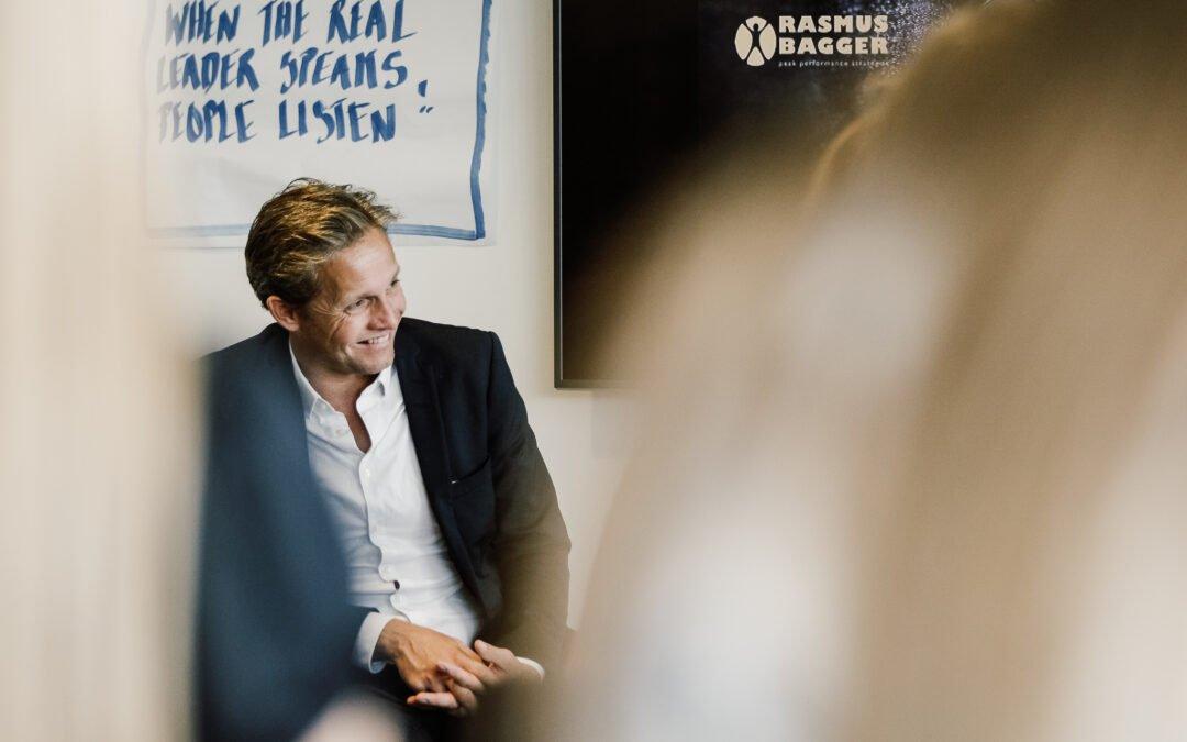 MENTALTRÆNERUDDANNELSEN v. Rasmus Bagger