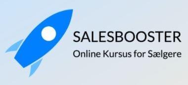 Online sals kursus, Salesbooster, KurusKompagniet.dk,