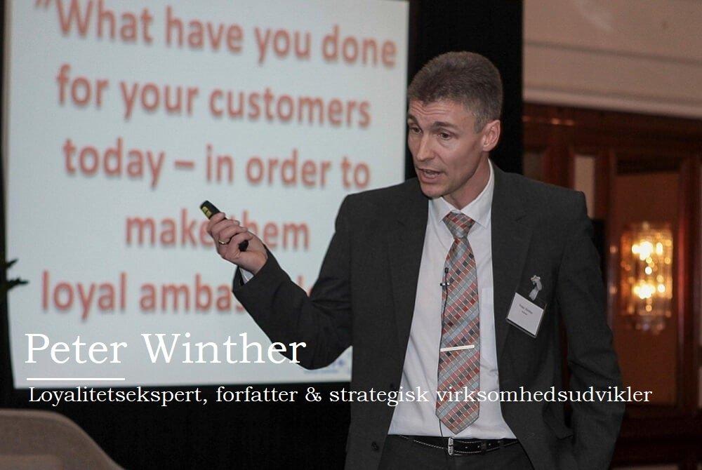 peter winther, speakerslounge, kursuskompagniet, gratis foredrag